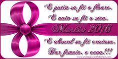 E putin sa fii o floare, E naiv sa fii o stea, E absurd sa fii craiasa, Dar FEMEIE e ceva!!!
