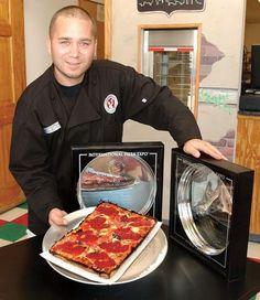 World Pizza-Making Title