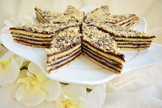 Prăjitura cu foi și gem de prune. Un desert ieftin și ușor. - Rețete Merișor