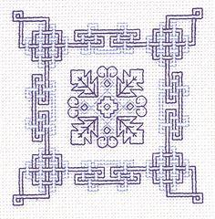 Celtic Cross Stitch Embroidery Designs