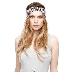 Printed Turban/Headwrap