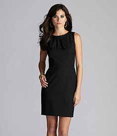 Classic LBD. Would be fun with colorful accessories!