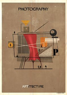 federico babina - architectural illustration - PHOTOGRAPHY
