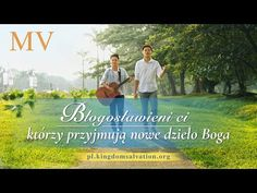 """Christian Song """"Blessed Are Those Who Accept God's New Work"""" Praise Songs, Worship Songs, Praise And Worship, Christian Music Videos, Christian Movies, Blessed Are Those, Devotional Songs, True Faith, Tagalog"""