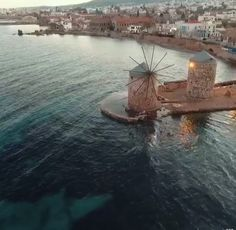 Chios island Parthenon, Acropolis, Chios, Greek Isles, Windmills, Ancient Greece, Homeland, Outdoors, Memories