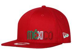 La gorra de México es la gorra oficial del Comité Olímpico Mexicano. Las gorras  New 5580a20be06