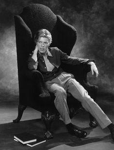 David Bowie by Tom Kelley, 1978