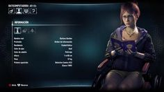 Batman arkham knight Barbara Gordon,she's representing 60's batgirl look at her attire