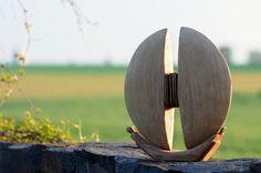 THE SHIP UNCONSCIOUS, oak, 10 x 42 x 48 cm / LOĎ DO BEZVĚDOMÍ, dub, 10 x 42 x 48 cm / Viva wood art