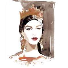 We create you: Kate King for Dolce&Gabbana