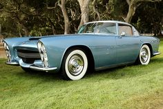 1953 Dodge Storm Z-250 by Bertone