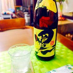 父の日のお祝い返しに親父から貰った芋焼酎♪(*^^)o∀*∀o(^^*)♪ ロックで美味〜(≧∇≦) - 62件のもぐもぐ - 黒伊佐錦ロック♪(*^^)o∀*∀o(^^*)♪ by manilalaki