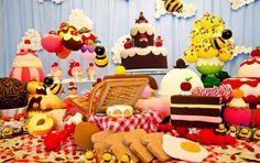 Piquenique dos insetos é tema de festa de aniversário infantil; veja fotos - Gravidez e Filhos - UOL Mulher