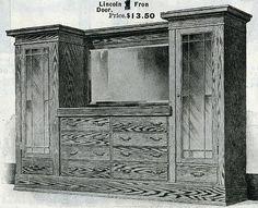 Craftsman Kitchens In 1910