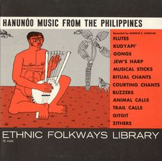 Various - Hanunoo Music from the Philippines, Green
