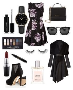 """Untitled #52"" by rebeca-andreea-mihai ❤ liked on Polyvore featuring tarte, Givenchy, ALDO, Prada, ROSEFIELD, Maybelline, Marc Jacobs, philosophy, MAC Cosmetics and BCBGMAXAZRIA"