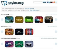 Saylor.org – Free Online Courses Built by Professors