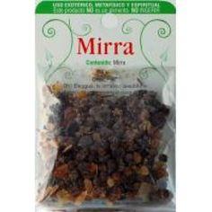 #HIERBA Mirra (Proteger de Maleficios)