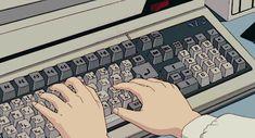 Imagen de anime, aesthetic, and gif