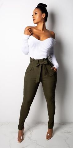 My All Occasion Pants – Diva Boutique Online Source by Blkroses outfits for women dresses Cute Casual Outfits, Stylish Outfits, Casual Pants, Formal Outfits, Look Fashion, Fashion Beauty, Black Women Fashion, Cheap Fashion, Fashion Spring