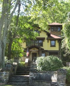 Indian Steps Museum, York County, across the Susquehanna River!
