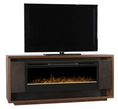 Dimplex - Home Page » Fireplaces » Media Consoles » Products » Maddock Media Console