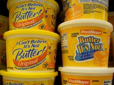Why You Should NEVER Eat Vegetable Oil or Margarine!