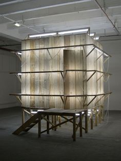 Pierre Malphettes, Light Cube House, 2002