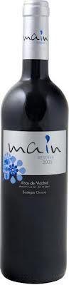 Viña Main, Orusco, Madrid wine