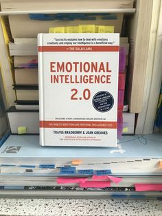 by Travis Bradberry & Jean Greaves How is it going with your emotions? Do you acknowledge them? Are you developing them? How about others emotions? How do they affect you? My Way, Author, Books, Young Professional, Emotional Intelligence, Libros, Book, Book Illustrations, Libri