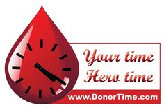 give blood save a life!