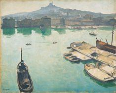 Albert Marquet, le peintre de l'eau et de la mer se découvre au MAM jusqu'au 21 août 2016