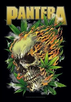 #legalize #pantera