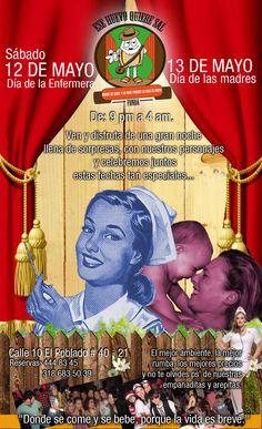 Evento del día de la enfermera. Cliente: Ese Huevo Quiere Sal - Fonda. Medellín - Colombia. 2012.