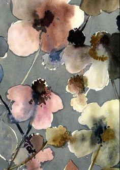 water color flowers_Luli Sanchez