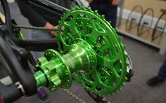 HOPE Casset Adapter an Hub. Mean and green ;)