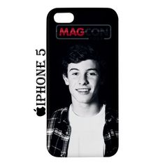 Shawn Mendes Magcon Boys Tour iPhone 5 5s 5c Hardshell Case Cover - PDA Accessories