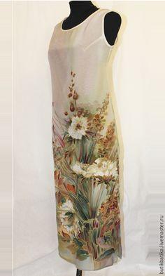 Textiles, Painted Clothes, Silk Art, Fashion Painting, Diy Shirt, Fabric Painting, Silk Scarves, Silk Dress, Womens Fashion