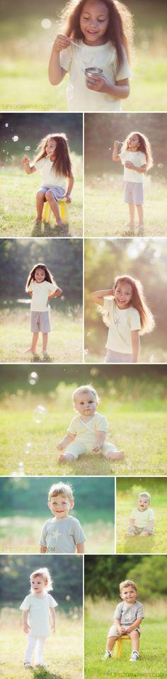 Summer child photography virginia beach