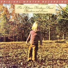 THE ALLMAN BROTHERS BAND - BROTHERS AND SISTERS (NUMBERED LIMITED EDITION 180G Vinyl LP)