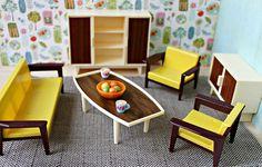 Modella dollhouse furniture | Flickr - Photo Sharing!