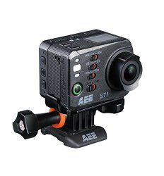 AEE MagiCam : AEE Technology-S71 MagiCam Tutorial Action cam that records 4K video!