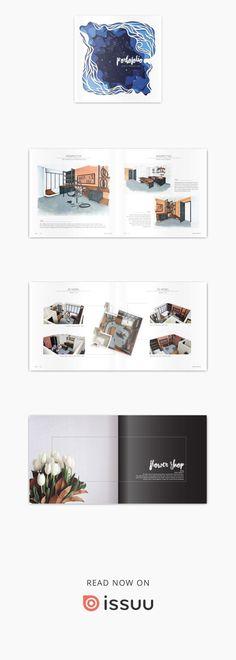 Architecture Sketchbook, Interior Design Sketches, Cover Template, Graphic Design Posters, Office Interiors, Portfolio Design, Make It Simple, Layout, Cv Ideas