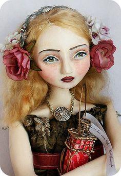 Christine Alvardo dolls
