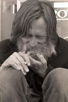 Skip Spence during his homeless phase in Santa Cruz and San Jose.  Skippy spent time as part of Jefferson Airplane and Mobey Grape in the 60's.