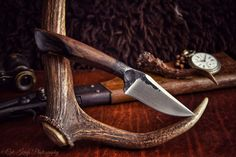 Photographs of fixed knives - cpt-knife-photographys Webseite!