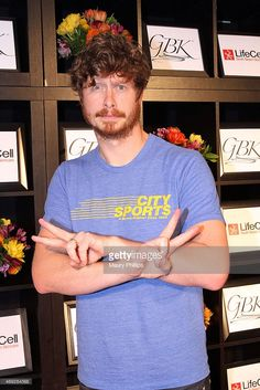 <a gi-track='captionPersonalityLinkClicked' href=/galleries/search?phrase=Anders+Holm&family=editorial&specificpeople=7124991 ng-click='$event.stopPropagation()'>Anders Holm</a> attends GBK Gift Lounge during MTV Movie Awards Weekend at Hollywood Roosevelt Hotel on April 10, 2015 in Hollywood, California.