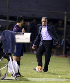 Tite elogia Corinthians após derrota; dirigentes reclamam de arbitragem #globoesporte