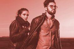 Cazadoras de piel con descuento Couple Photos, Couples, Fall Season, Trends, Couple Shots, Couple Pics, Couple Photography, Romantic Couples, Couple