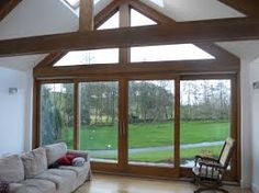 Watson and Lyall Ltd - Gallery Oak Framed Buildings, Extensions, Extension Ideas, Windows, Gallery, Image, Roof Rack, Window, Hair Extensions